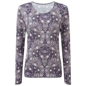 Sherpa Mala LS Top Womens in Kharani