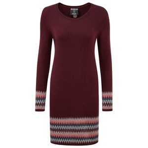 Sherpa Maya Jacquard Dress Womens