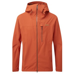Sherpa Makalu Jacket Mens in Teej Orange