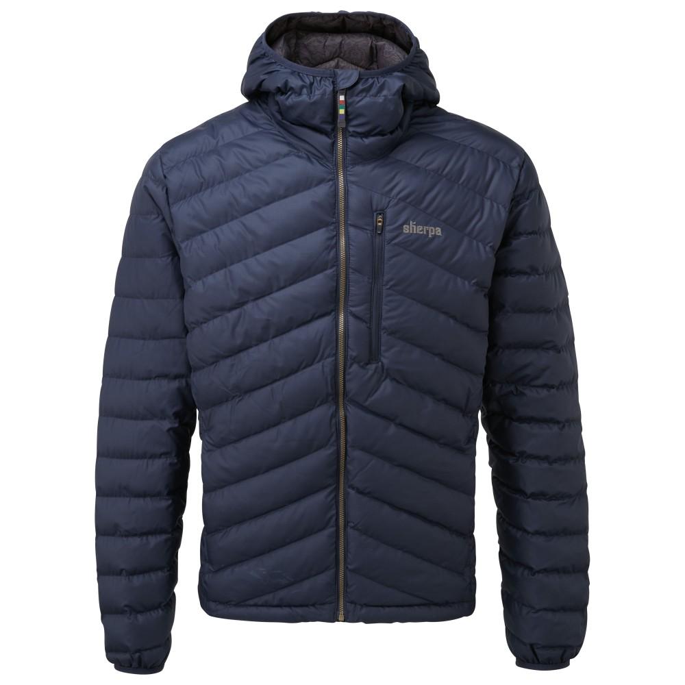 Sherpa Annapurna Hooded Jacket Mens Rathee