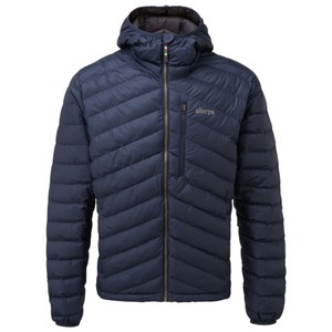 Sherpa Annapurna Hooded Jacket Mens in Rathee