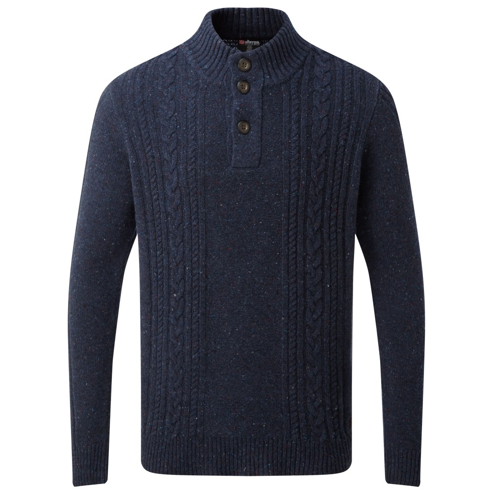 Sherpa Somphe Pullover Mens Rathee