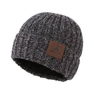 Sherpa Gurung Hat in Black