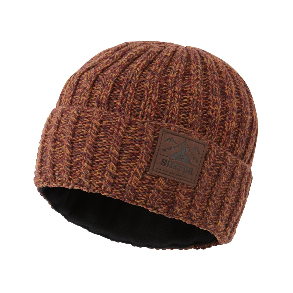Sherpa Gurung Hat Potala Red