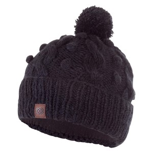 Sherpa Saroj Hat in Black