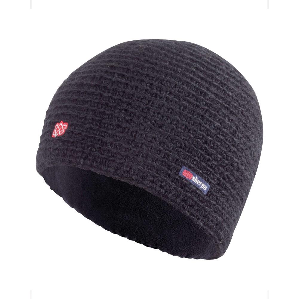 Sherpa Jumla Hat Black