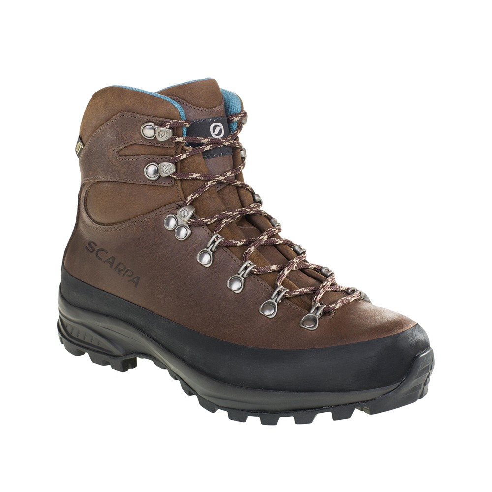 Scarpa Trek HV GTX Womens Brown