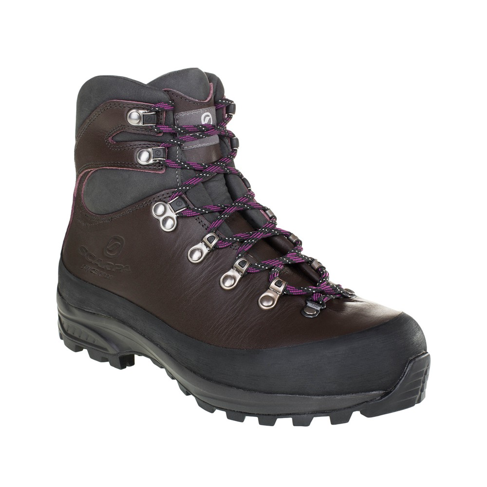 Scarpa SL Activ Womens Bordeaux-Anthracite