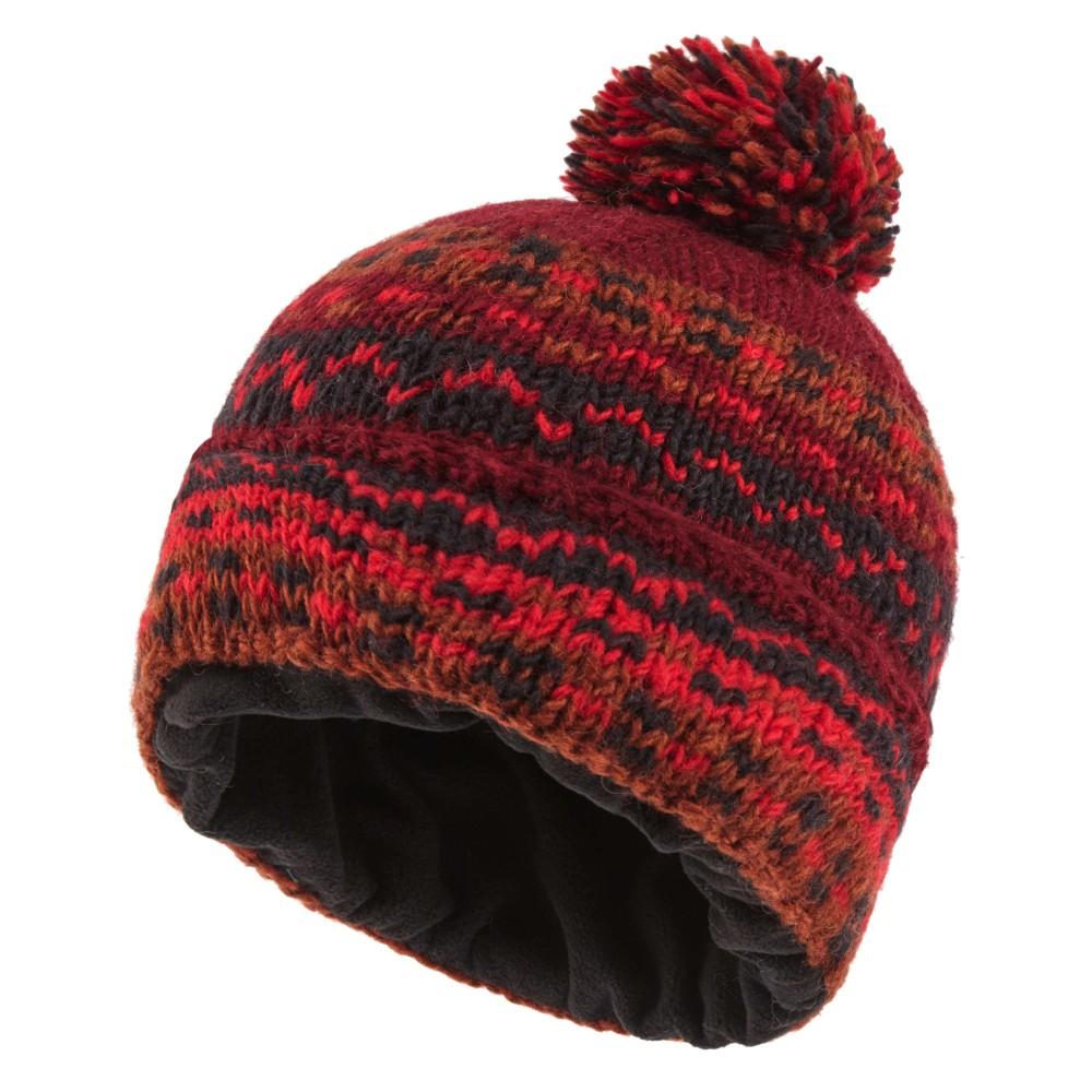 Sherpa Sabi Hat Potala Red