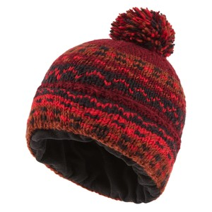 Sherpa Sabi Hat in Potala Red