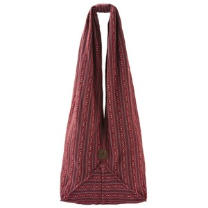 Sherpa Jhola Hobo Bag in Anaar