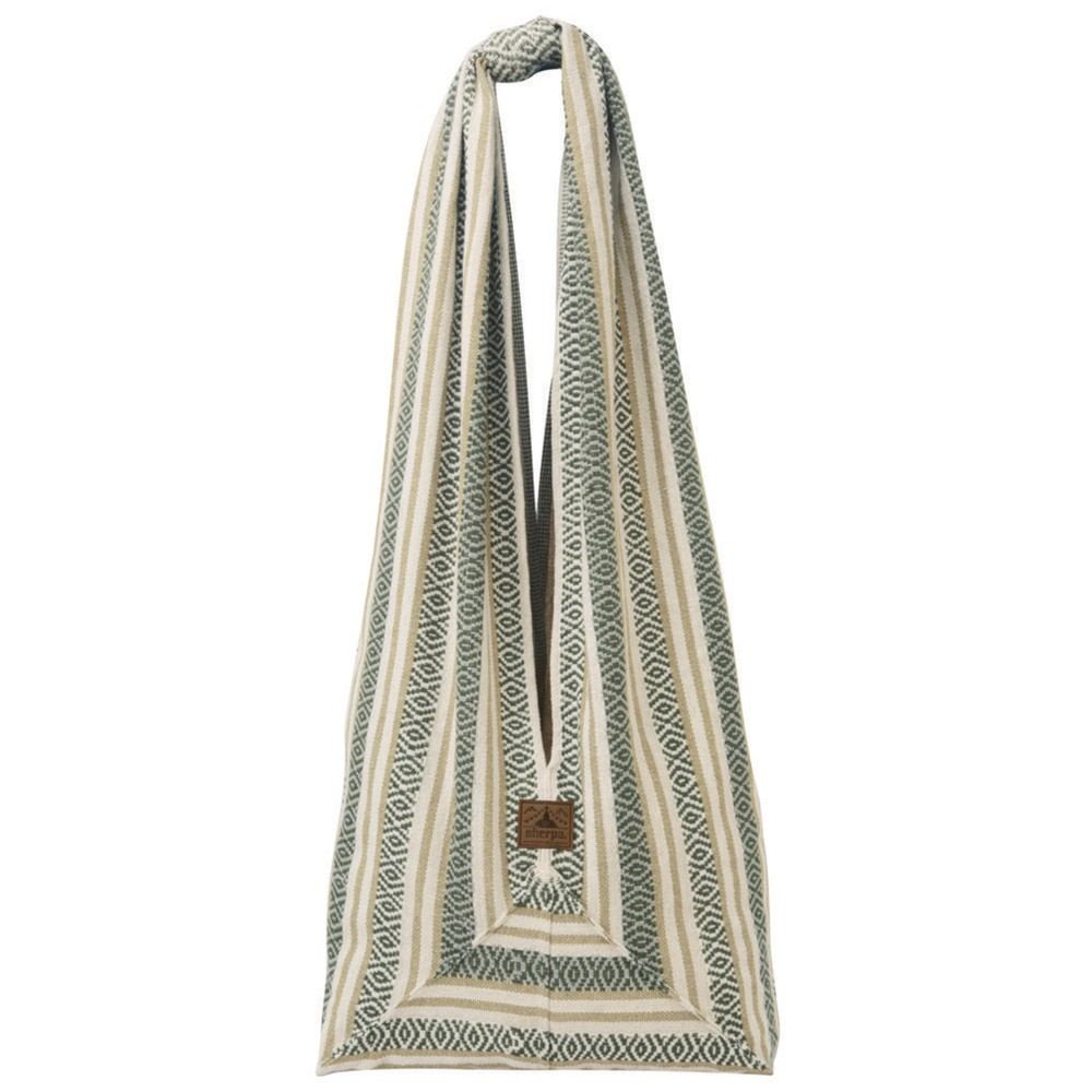 Sherpa Jhola Hobo Bag Koshi Green
