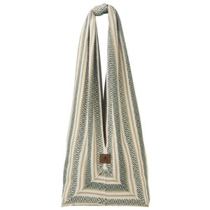 Sherpa Jhola Hobo Bag in Koshi Green