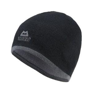 Mountain Equipment Plain Knitted Beanie Mens in Black/Shadow