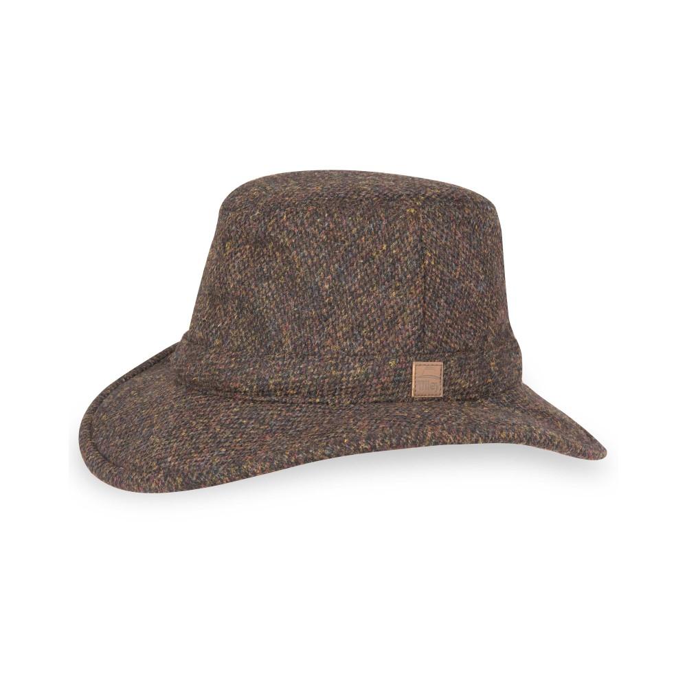 Tilley Endurables Harris Tweed Classic Hat Multi