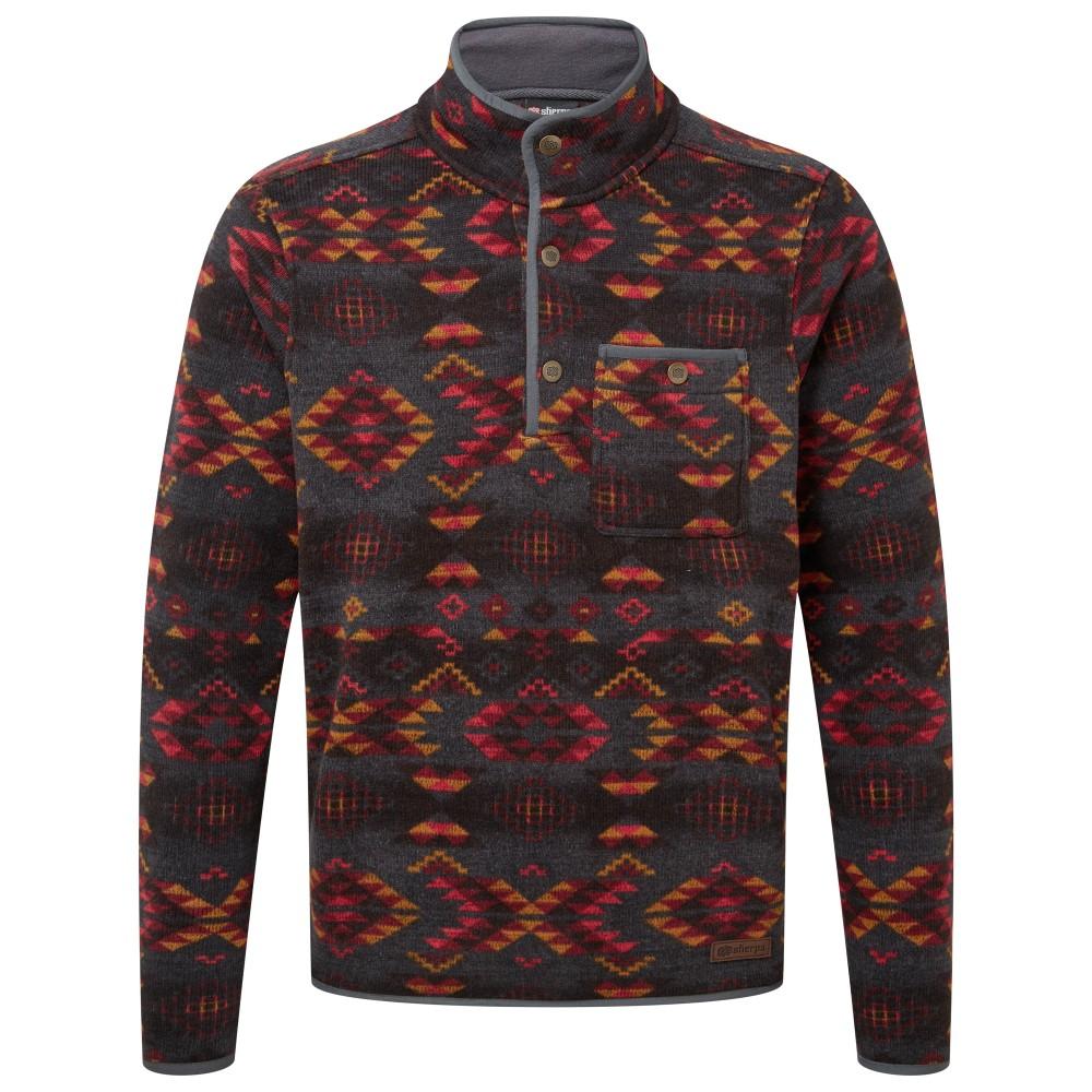 Sherpa Lumbini Pullover Mens Kharani Print