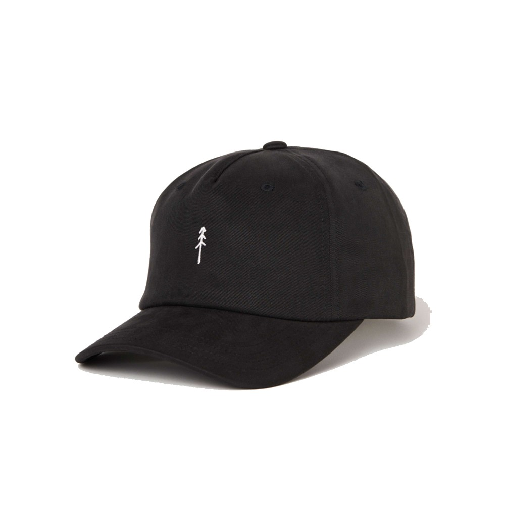 tentree Peak Hat Meteorite Black - Tree2