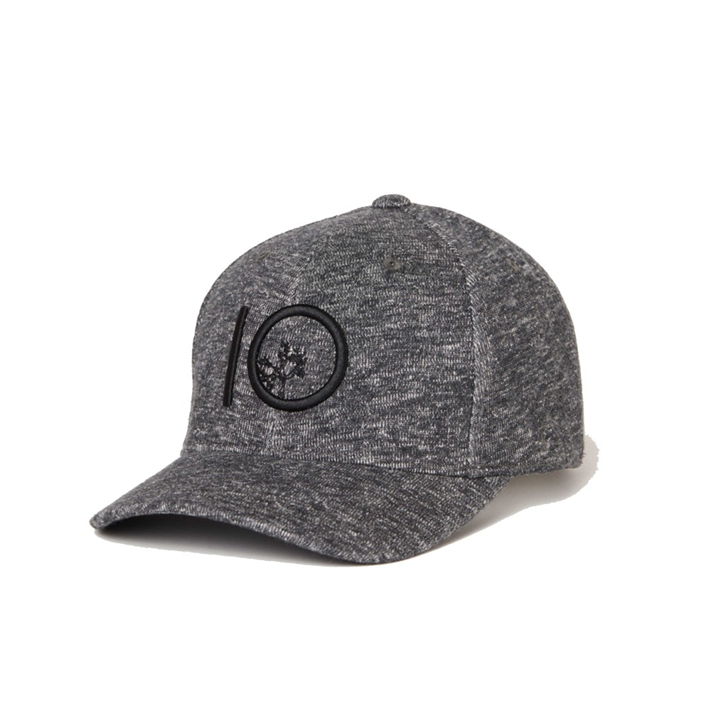 tentree Thicket Hat Meteorite Black Marled-Classic Ten