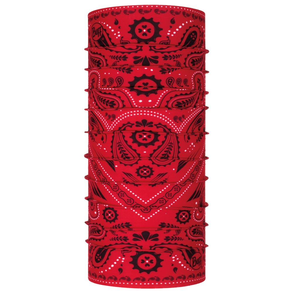 Buff New Original New Cashmere Red