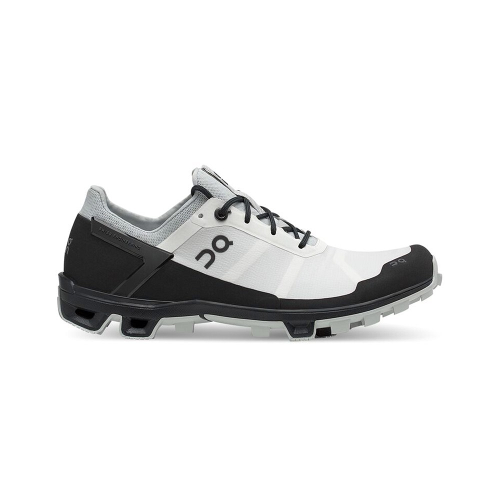 On Running Cloudventure Peak Womens White/Black