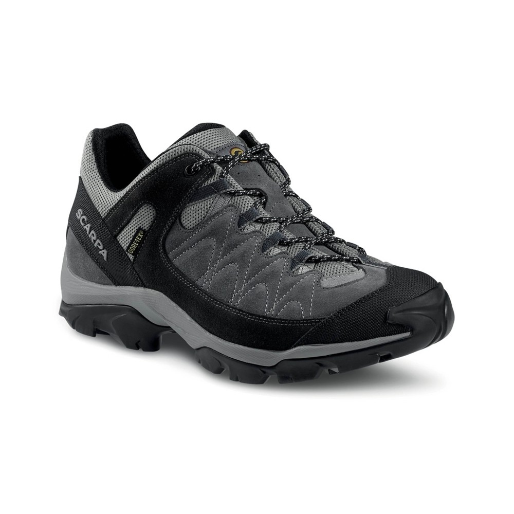 Scarpa Vortex GTX Mens Anthracite-Smoke