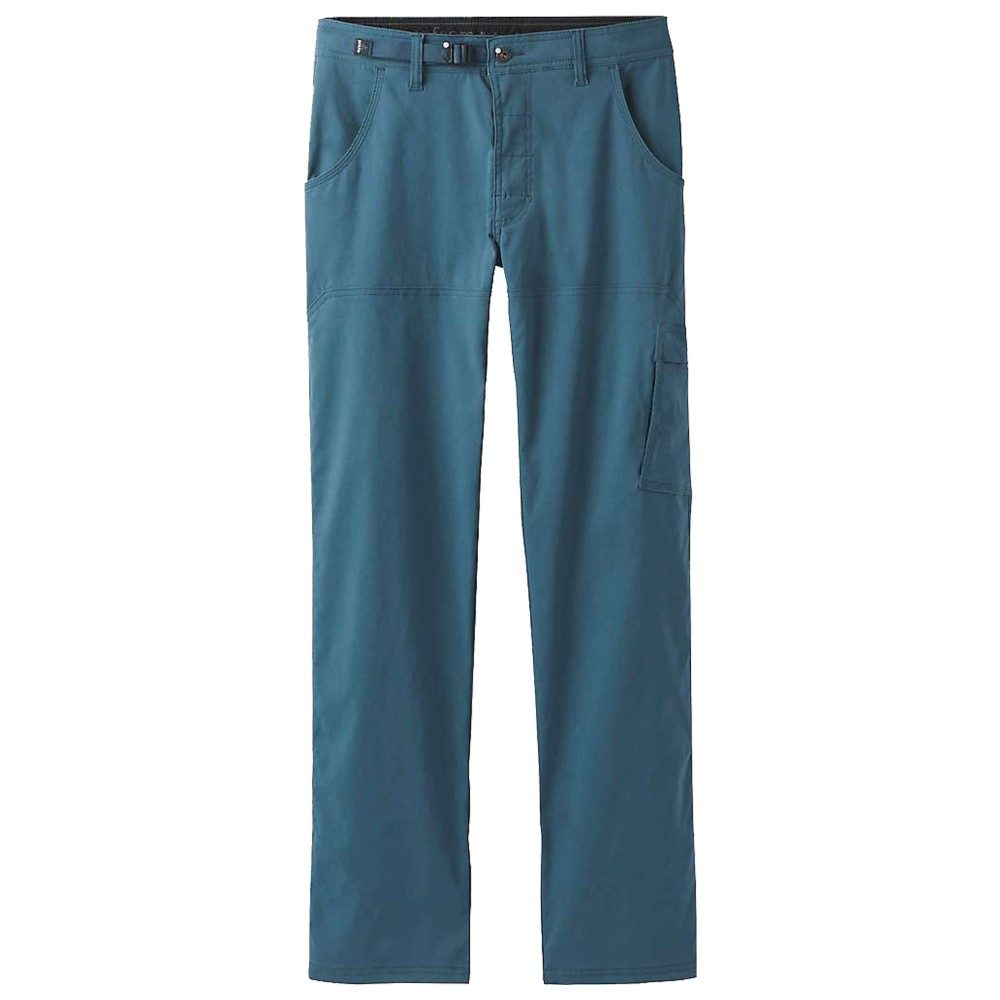 Prana Stretch Zion Pant Mens Mood Indigo