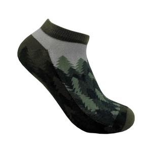 2-Bottle Ankle Sock (2-pack) Alpine Trees Pack