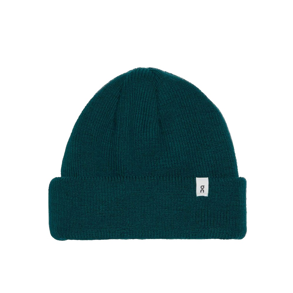 On Running Merino Beanie Evergreen