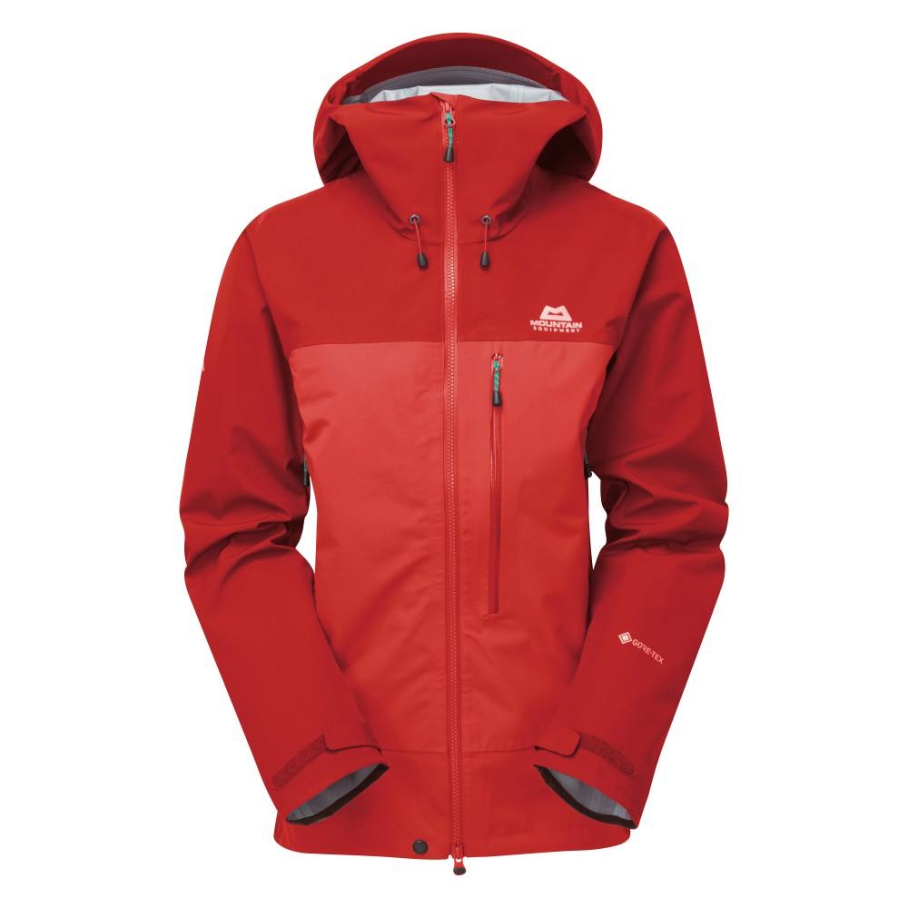 Mountain Equipment Nanda Devi Jacket Womens Imperial Red/Crimson
