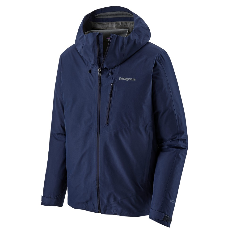 Patagonia Calcite Jacket Mens Classic Navy