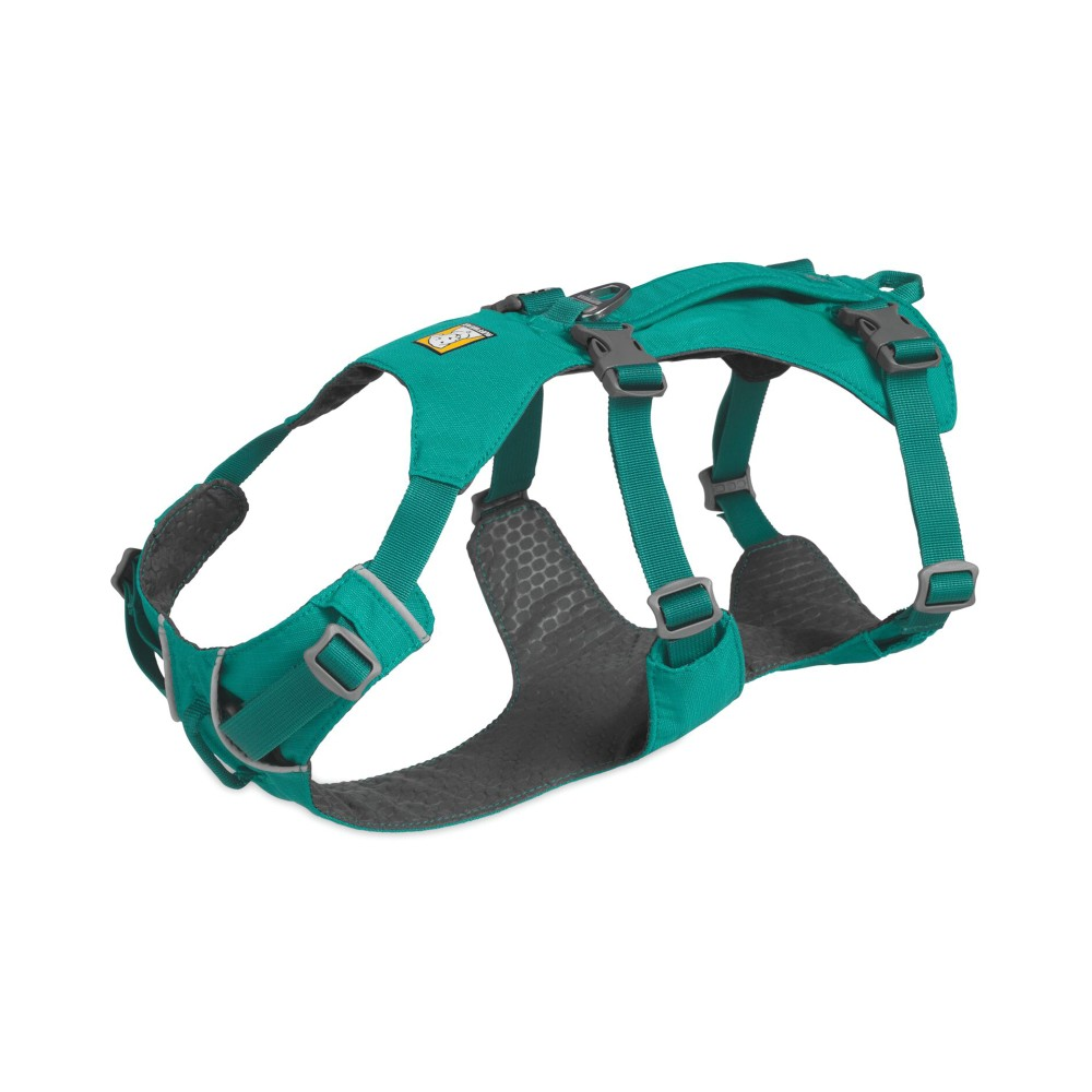 Ruffwear Flagline Harness Meltwater Teal