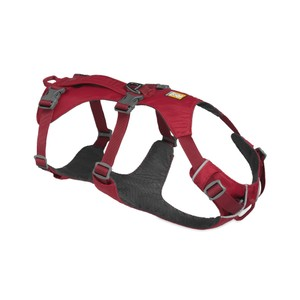 Ruffwear Flagline Harness in Red Rock