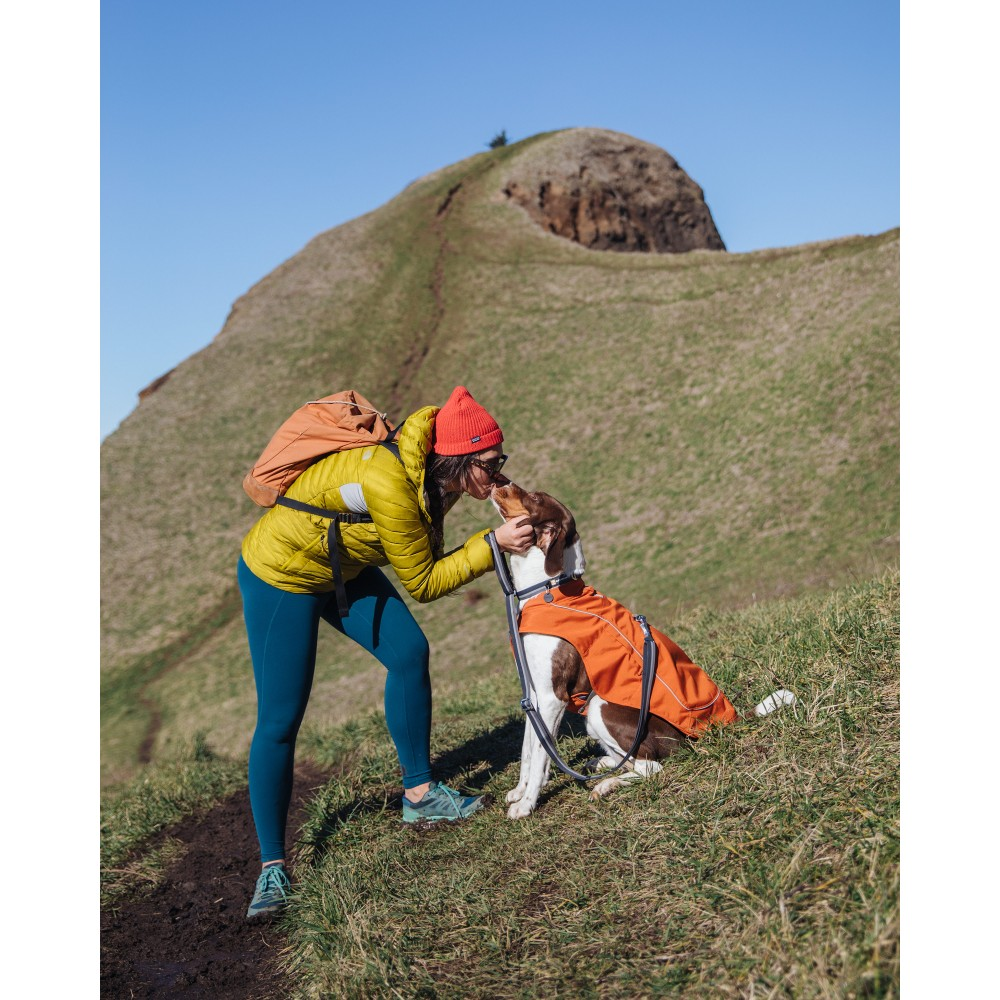 Ruffwear Overcoat Fuse Jacket Canyonlands Orange