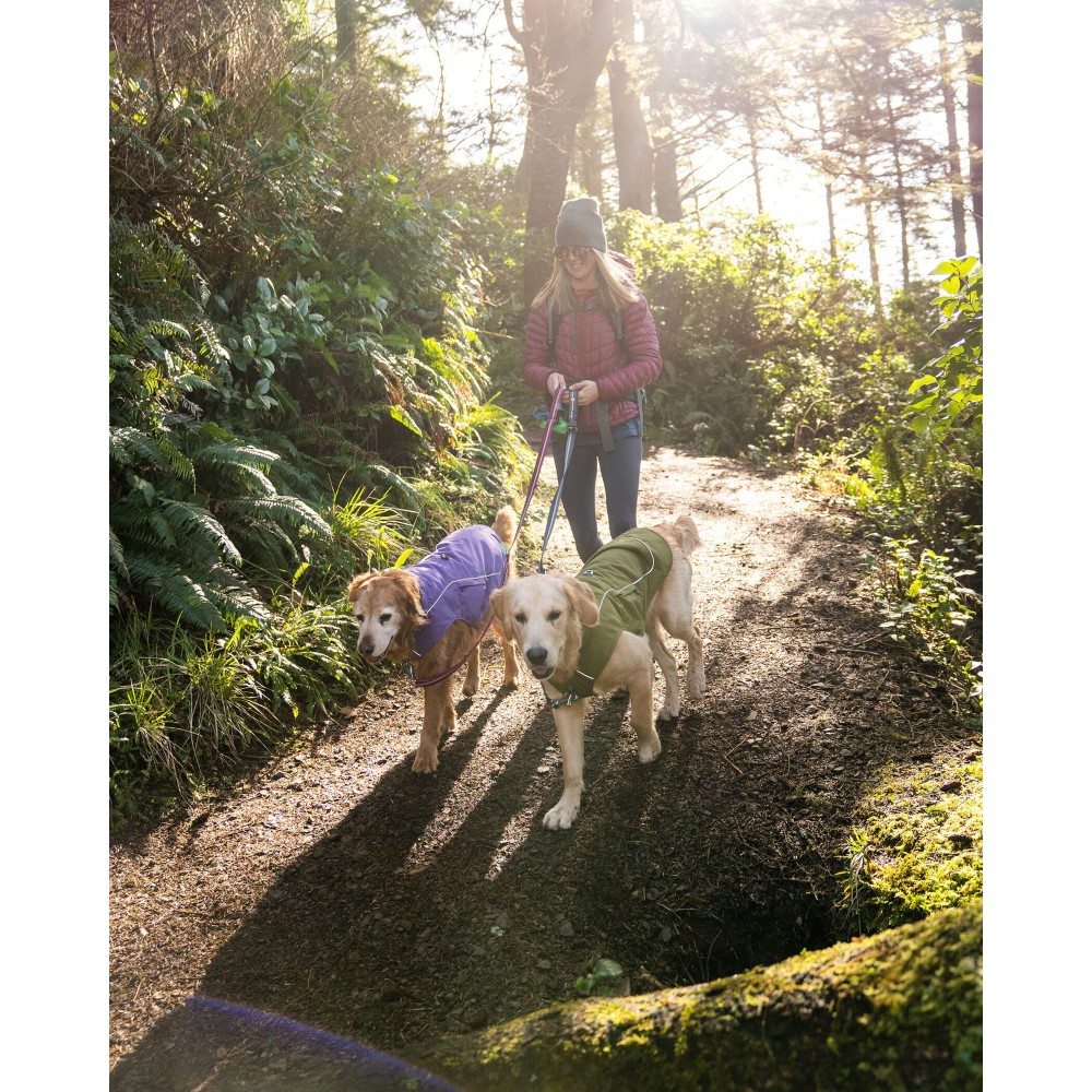 Ruffwear Overcoat Fuse Jacket Purple Sage