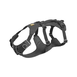 Ruffwear Flagline Harness in Granite Grey