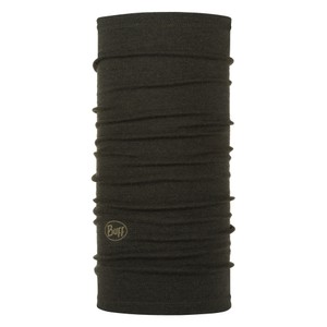 Buff Midweight Merino Wool in Forest Night Melange