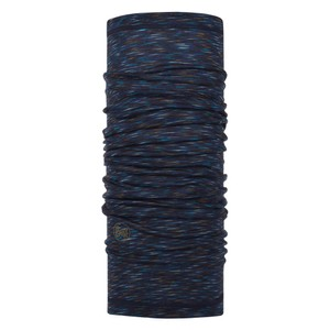 Buff Lightweight Wool Buff in Denim Multi Stripes