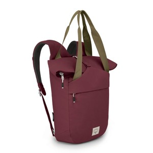 Osprey Arcane Tote in Mud Red