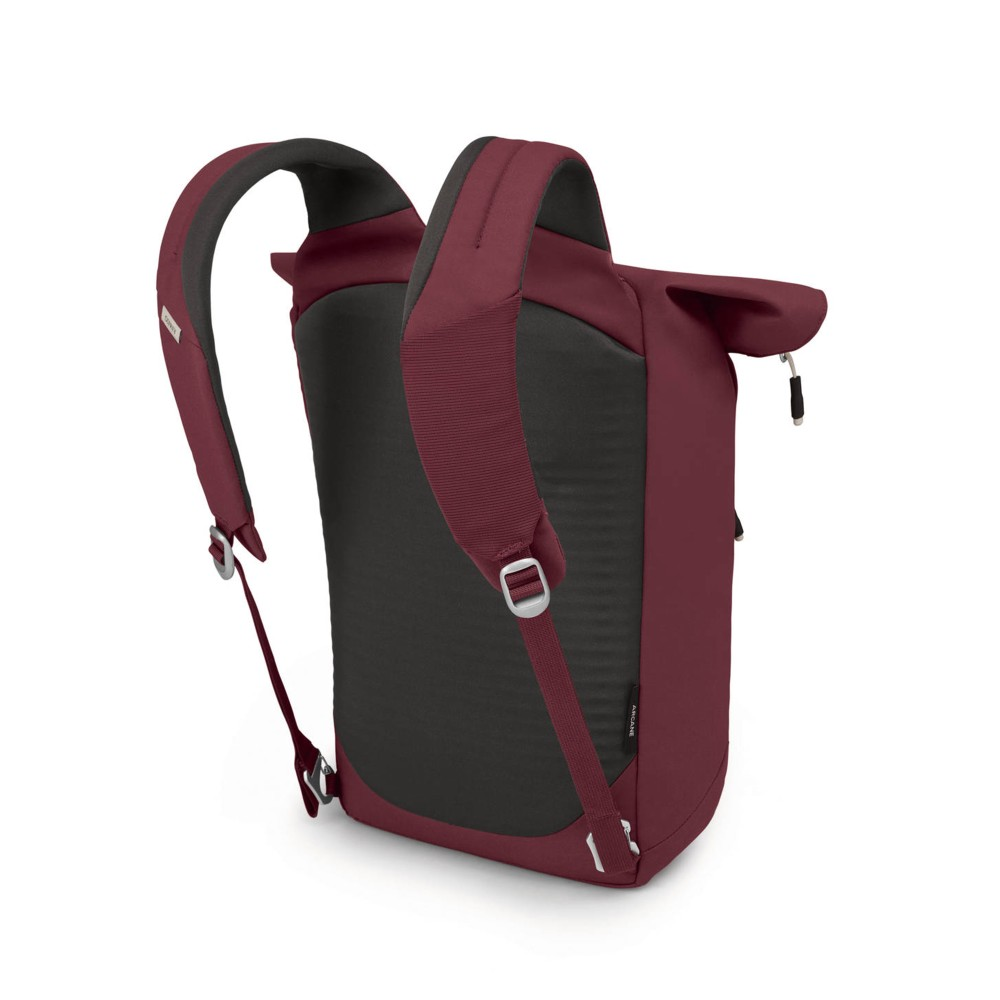 Osprey Arcane Tote Mud Red