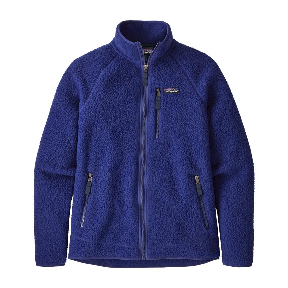 Patagonia Retro Pile Jacket Men's Cobalt Blue