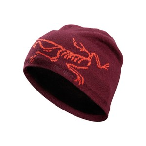 Arcteryx  Bird Head Toque in Merbau/Aurora