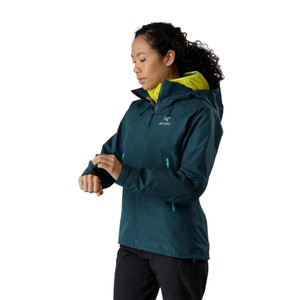 Arcteryx  Beta AR Jacket Womens in Labyrinth