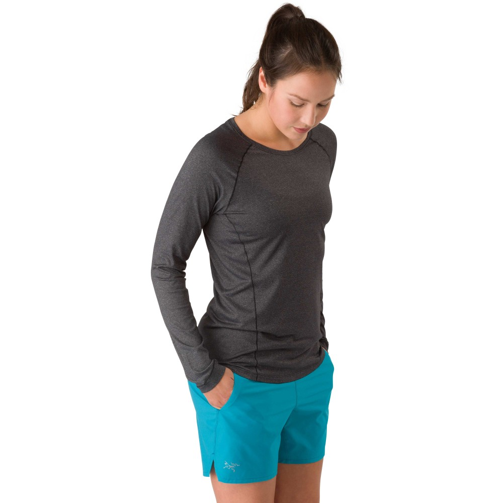 Arcteryx  Tolu LS Top Womens Black