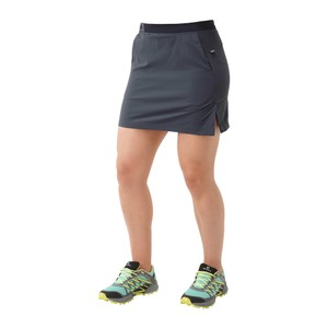Mountain Equipment Dynamo Skort Womens in Blue Nights