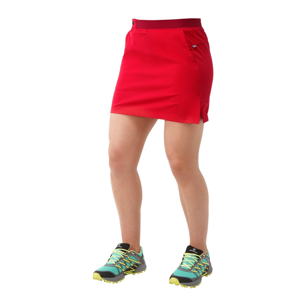 Mountain Equipment Dynamo Skort Womens Capsicum Red