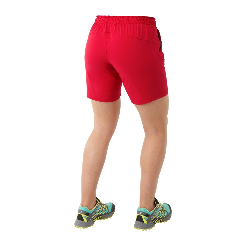Mountain Equipment Comici Trail Short Womens Capsicum Red