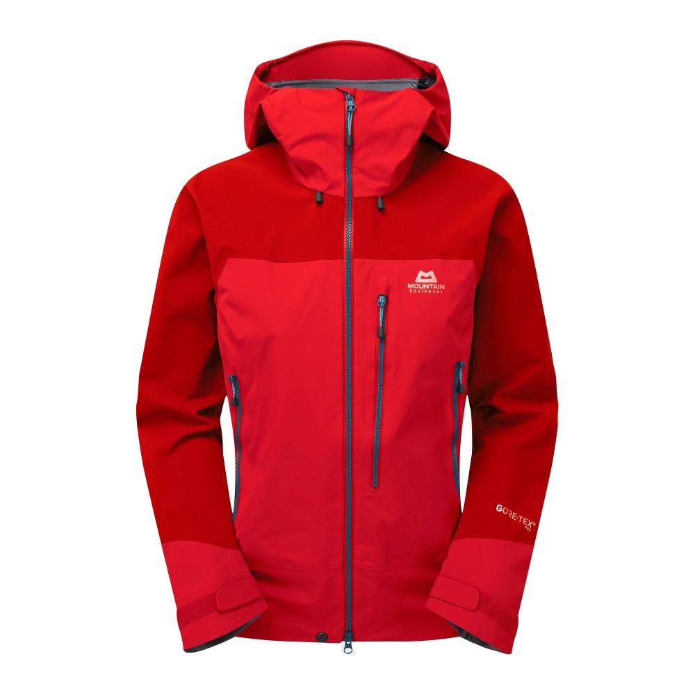 Mountain Equipment Manaslu Jacket Womens Imperial Red/Crimson