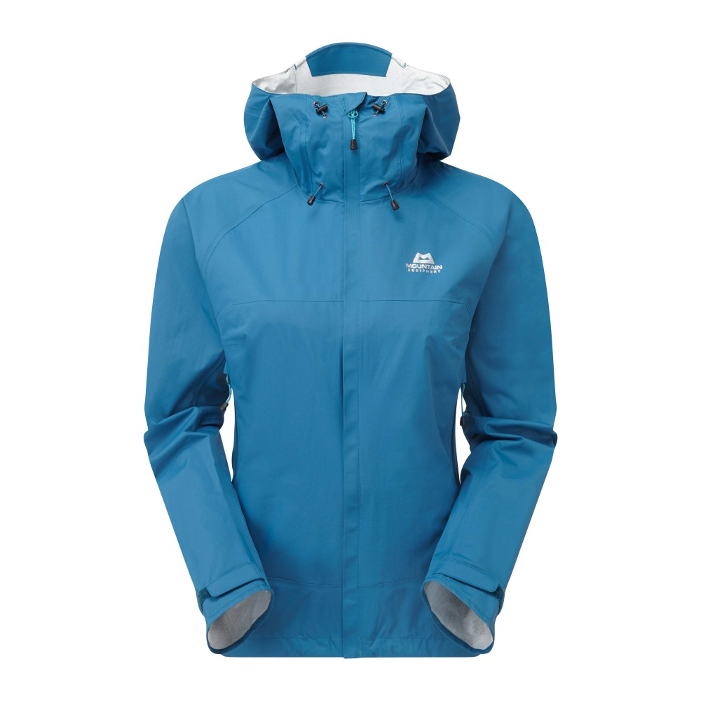 Mountain Equipment Zeno Jacket Womens Ink Blue