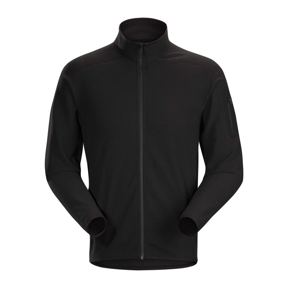 Arcteryx Delta LT Jacket Mens Black