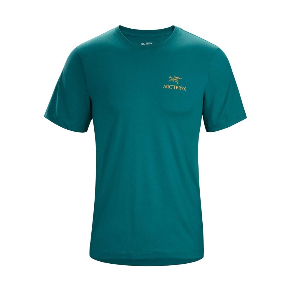 Arcteryx  Emblem SS T-Shirt Mens Paradigm